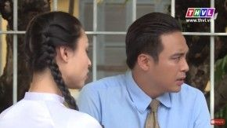 Thế Khải đã nhận ra được những bài học riêng khi trò chuyện với cô em gái nhỏ Thiên Trang.