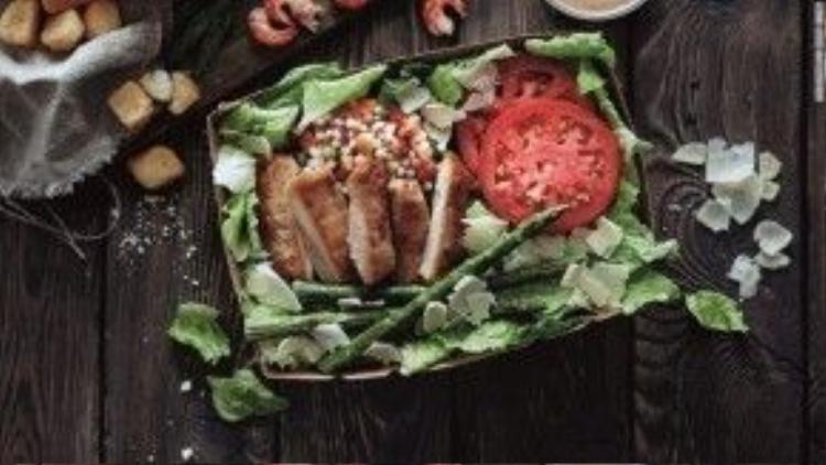 Các món salad tại McDonald's Next có giá trung bình không cao hơn nhiều so vớicácnhà hàng khác trong khu vực.