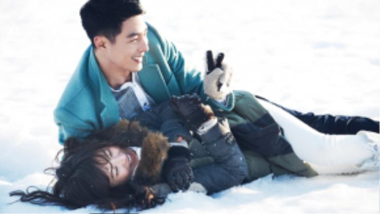 """Theo dõi bộ phim """"That Winter, the Wind Blows"""" (Gió mùa đông năm ấy), ắt hẳn khán giả không thể nào quên những khoảnh khắc vui đùa dưới trời tuyết của Oh Young (Song Hye Kyo) và Oh Soo (Jo In Sung)."""