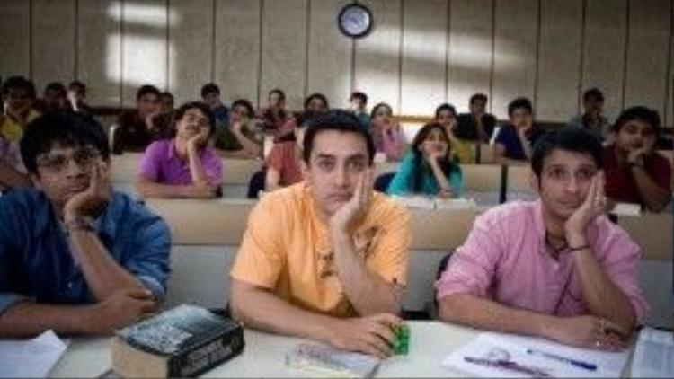 3 Idiots là một trong những tác phẩm thành công nhất của Ấn Độ về mặt doanh thu.