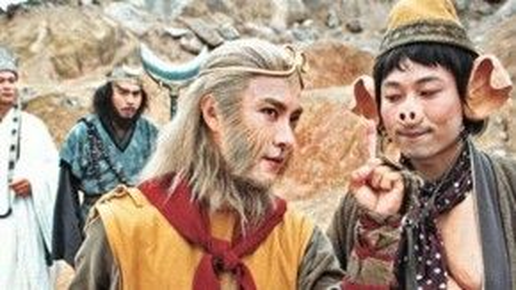 Trương Vệ Kiện gây ấn tượng mạnh với nhân vật kinh đển Tôn Ngộ Không.