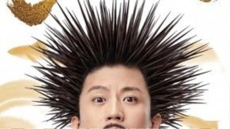 Đặng Siêu trong vai Phú Hào - một nhà sinh vật biển.