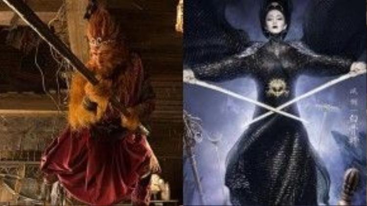 Tôn Ngộ Không do Quách Phú Thành thủ vai, Củng Lợi sẽ vào vai Bạch Cốt Tinh.