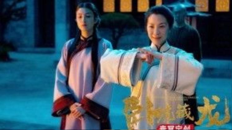Dương Tử Quỳnh cũng sẽ góp mặt với vai vị hôn phu của Chân Tử Đan.