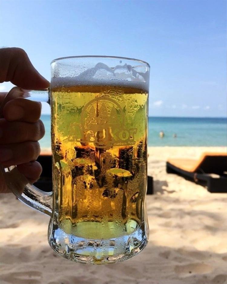 4 ngày 5 đêm oanh tạc biển đẹp đang nổi như cồn ở Campuchia