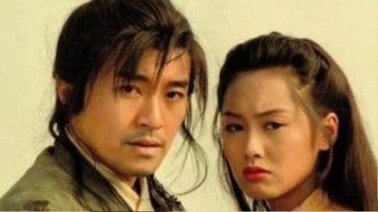 Xuất hiện trong Trường học uy long 2 và Đại thoại tây du, Chu Ân và Châu Tình Trì để lại một mối tình kinh điển trên phim lẫn ngoài đời.