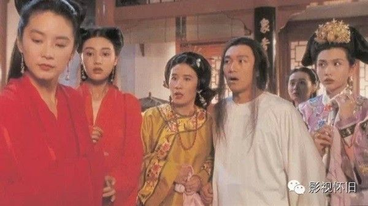 '50 sắc thái' nhân vật trong phim Châu Tinh Trì
