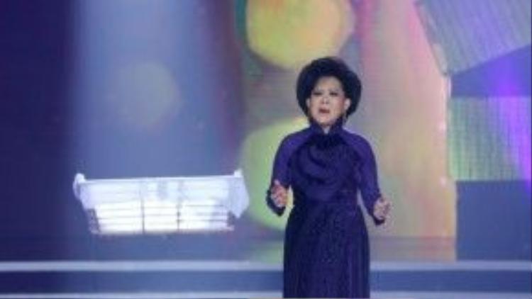 Danh ca Giao Linh cũng sẽ xuất hiện tại Tết quê giữa phố.