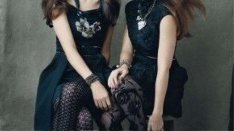 Chị em Kate và Rooney Mara đang là hai cái tên được nhắc đến như những diễn viên tài năng.