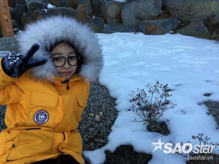 Công chúa tóc mây Hồng Minh sang Hàn Quốc biểu diễn lấy lộc đầu năm