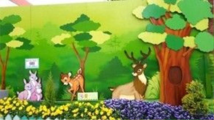 … nai Bambi đáng yêu…