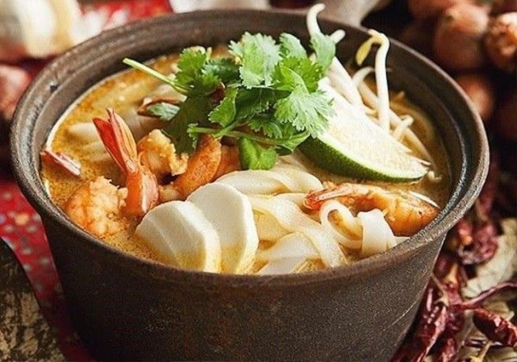 Bún Laksa, món ăn đặc sản của người Singapore