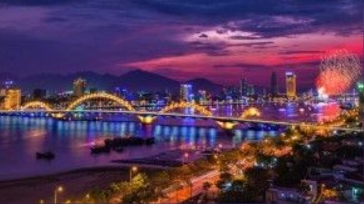 """Đà Nẵng luôn là địa điểm chụp ảnh, du lịch được nhiều du khách """"săn đón"""" nhất ở Việt Nam."""