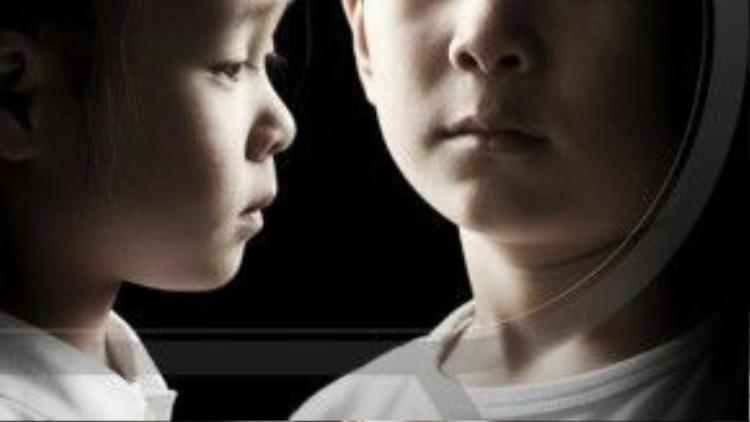 """Hai đứa trẻ bất hạnh trong """"Con thân yêu""""."""