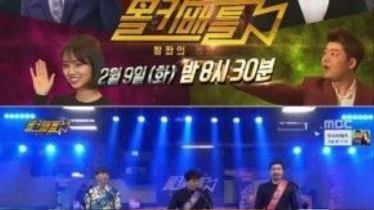 Hidden Camera Battle là show truyền hình ăn khách nhất màn ảnh nhỏ xứ Hàn.