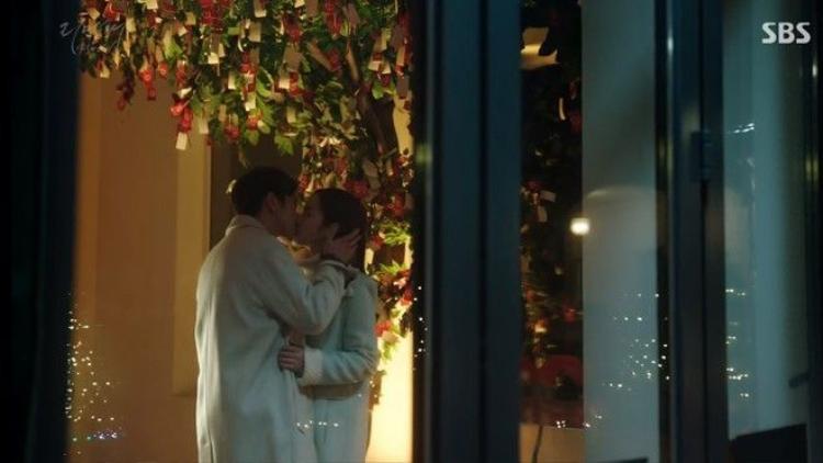 Mãn nhãn với nụ hôn đầu tiên của Yoo Seung Ho  Park Min Young