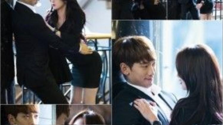 Nhân vật của Rain chạm trán với cô gái nóng bỏng Hong Nan mang linh hồn của một người đàn ông.