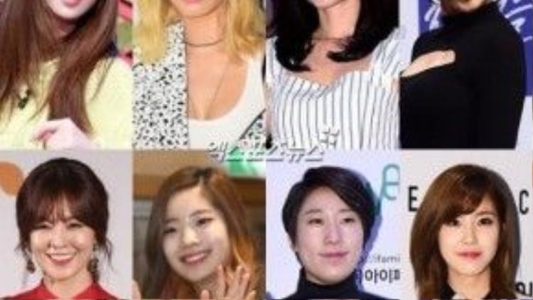 8 nữ quân nhân mới của Real Men phiên bản nữ: Gong Hyun Joo, Lee Chae Young, Kim Sung Eun, danh hài Kim Yeong Hee,Nana - nhóm After School, Cao Lu của Fiestar, Da Hyun của TWICE và Hyo Sung.