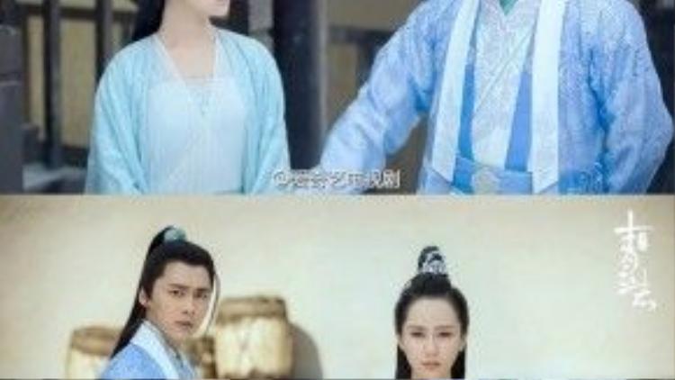 Dương Tử - Lý Dịch Phong: Cặp đôi mới trên màn ảnh Hoa ngữ.