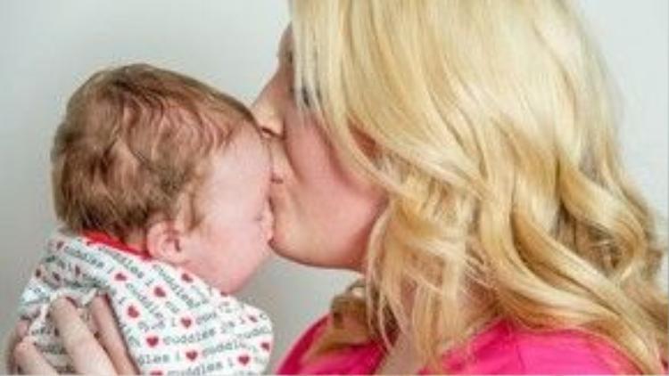 Jade tin rằng Poppy đã giúp cô gìn giữ hạnh phúc gia đình.