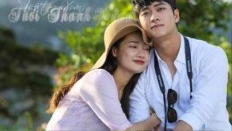 Cặp đôi đánh yêu Nhã Phương và Kang Tae Oh trong Tuổi thanh xuân.