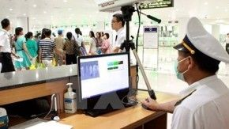Công tác phòng chống dịch bệnh xâm nhập tại các cửa khẩu.