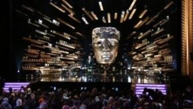 BAFTA là một trong những giải thưởng điện ảnh danh giá nhất năm.