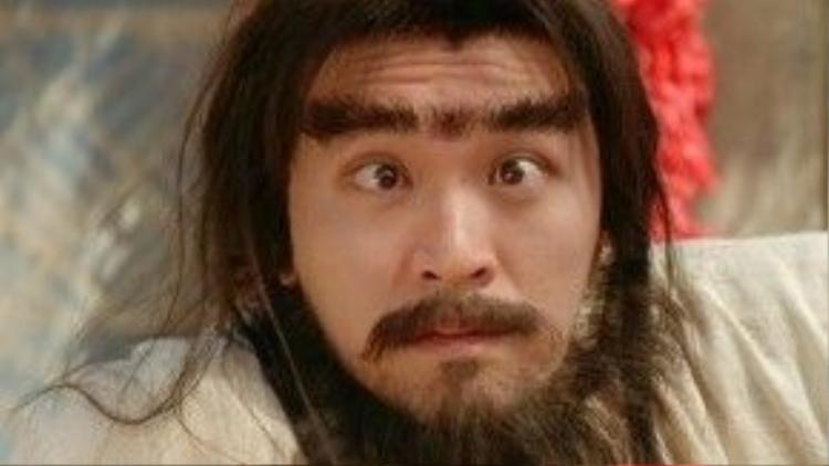 Châu Tinh Trì được mệnh danh là Vua hài của Hong Kong.