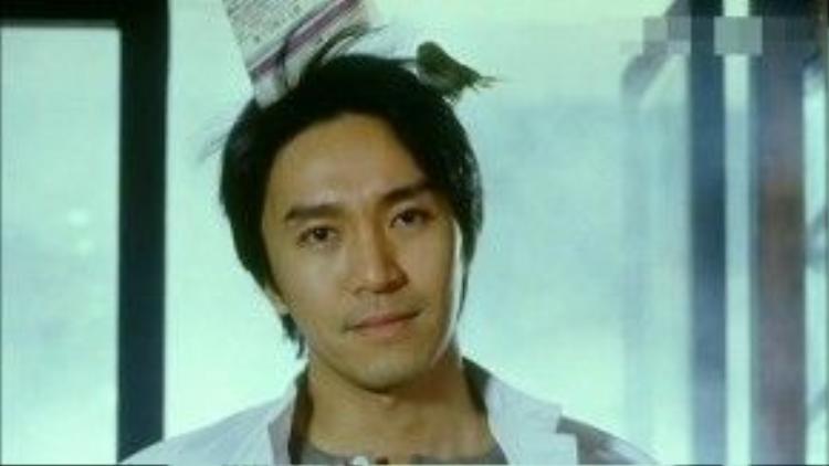 Châu Tinh Trì làm tốt cả 3 vai trò quan trọng: đạo diễn, biên kịch và diễn viên.