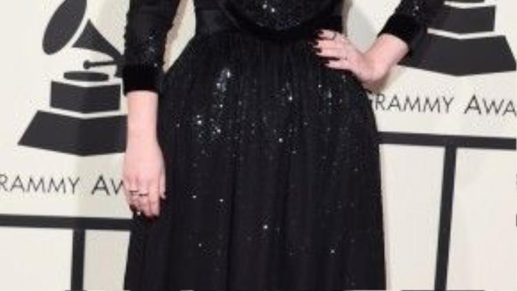 Adele có một năm thành công với album mới 25. Tuy nhiên, album này không được trao giải vào năm nay do phát hành muộn.