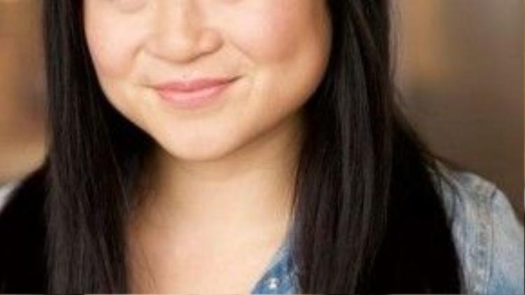 Nữ diễn viên gốc Việt Kelly Marie Tran là một trong ba gương mặt mới của Star Wars. Ảnh: Jedi News
