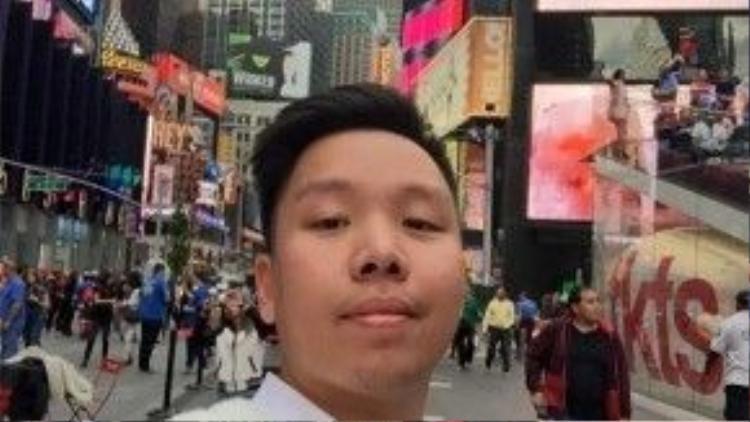 Chân dung bạn trai Miu Lê