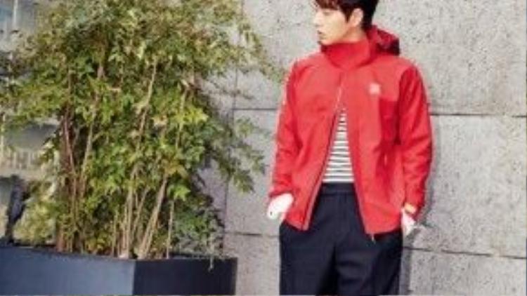 Park Hae Jin không còn là anh chàng sinh viên tiền bối lạnh lùng, bí ẩn Yoo Jung trong series Cheese In The Trap.