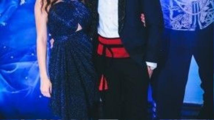 Vyara Klisurska - Bạn nhảy của S.T trong 'Bước nhảy hoàn vũ 2016'.