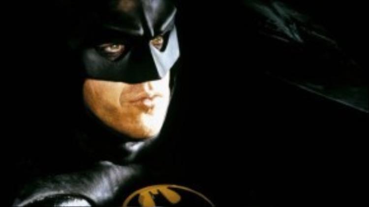 Michael Keaton và một Batman 'ít đáng sợ' hơn.