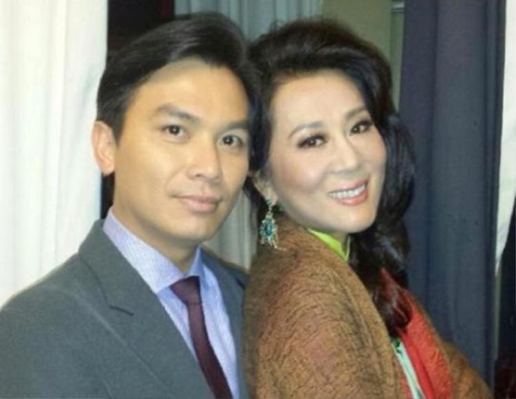 MC Nguyễn Cao Kỳ Duyên khẳng định Mạnh Quỳnh là của hiếm trong showbiz