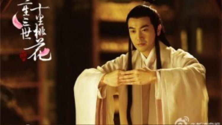 Nhân vật Thượng thần Chiết Nhan được giao cho nam diễn viên Trương Chí Nghiêu