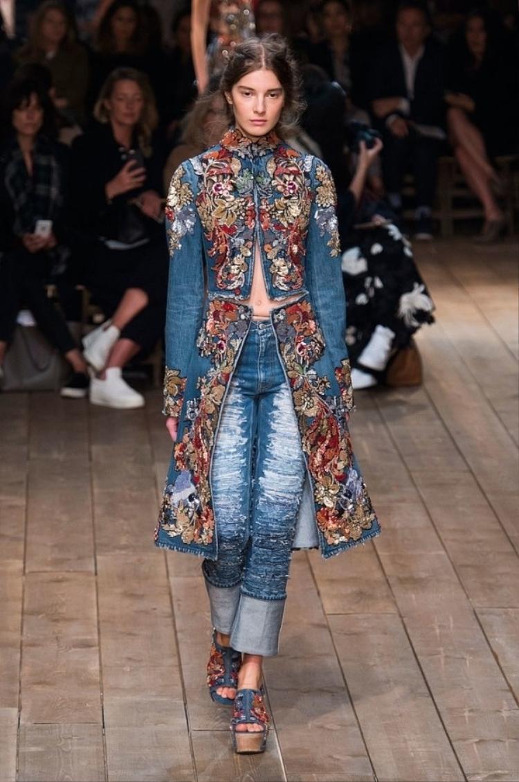 Top những hot-trend từ tuần lễ thời trang Paris
