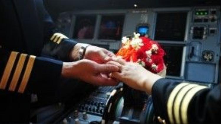 Yêu thích công việc trên không, Phương Anh khát khao được làm chủ bầu trời, được ngồi trong khoang lái, trở thành một nữ phi công. Cơ hội đến với Phương Anh khi cô gia nhập hãng hàng không VietJet. Phương Anh đã có 2 năm học phi công ở Mỹ, sau đó trải qua các khoá huấn luyện theo chương trình liên kết với hãng hàng không Airbus và trở thành nữ phi công đầu tiên của hàng không này.
