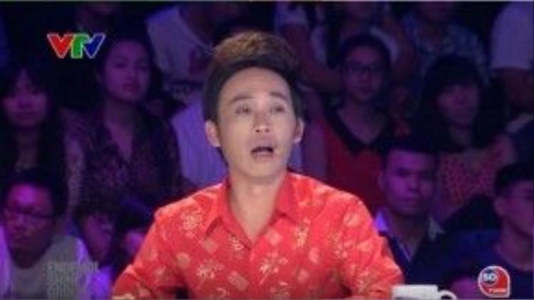 đến cả giám khảo Hoài Linh cũng phải nghẹn ngào trước phần trình diễn của Phương Mỹ Chi.