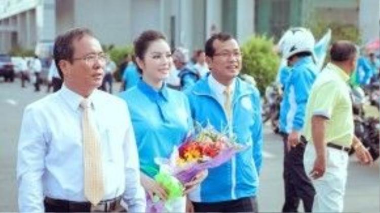 Giải đua xe đạp quốc tế nữ Bình Dương có sự tham gia của gần 70 cua rơ đến từ 6 nước Nhật Bản, Thái Lan, Malaysia, Indonesia, Philippin, Kazakhstan và các đội tuyển nữ hàng đầu của Việt Nam với chặng đua có tổng lộ trình 900km.
