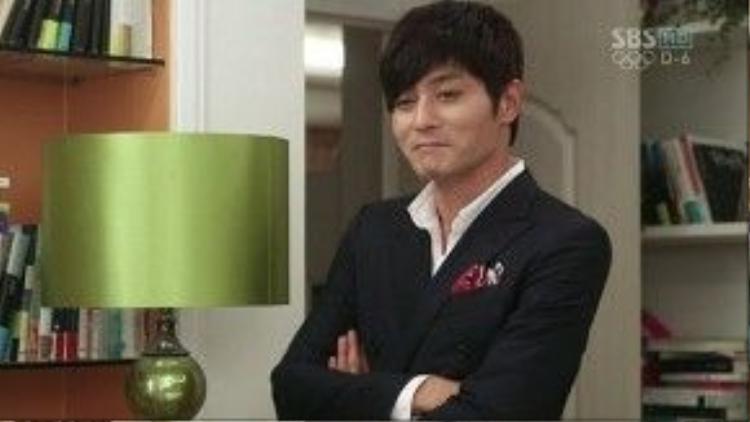 Kim Do Jin (A Gentleman's Dignity) sở hữu 1 công ty thiết kế cùng một người bạn