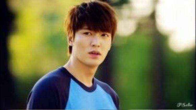 Kim Tan (The Heirs) là con trai thứ của 1 tập đoàn lớn nhất nhì Hàn Quốc