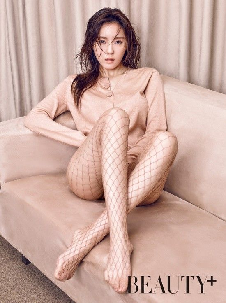 Hyomin (T-ara) sexy không cưỡng nổi trước khi tái ngộ fan Việt Nam