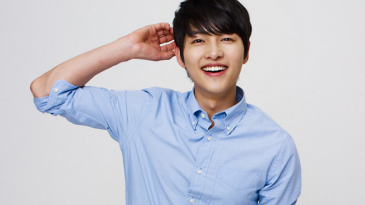 10 định nghĩa về chàng trai vàng Song Joong Ki khiến phái nữ mê mẩn