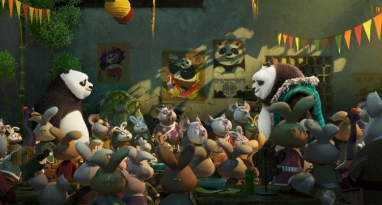 Kung Fu Panda 3  Gấu Po dùng thần lực chiến thắng sức mạnh tâm linh