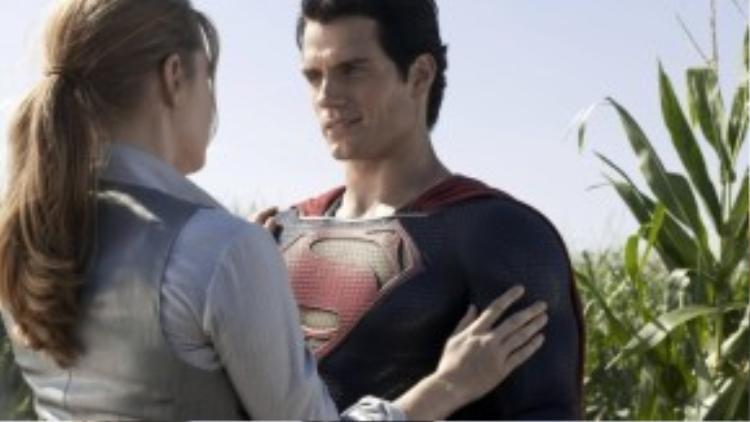 Lois Lane đã bất chấp tất cả để theo đuổi Clark Kent.