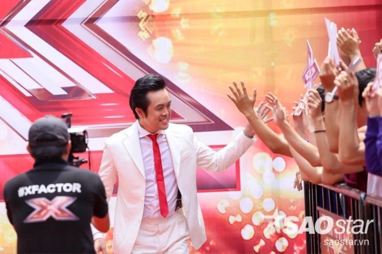 Hồ Quỳnh Hương Thanh Lam đối lập đầy thu hút trong hậu trường X-Factor mùa 2