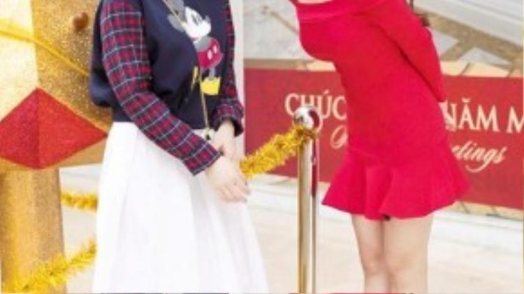 Cặp chị em Song Yến có lẽ đã không còn quá xa lạ đối với những tín đồ cuồng thời trang tại Việt Nam.
