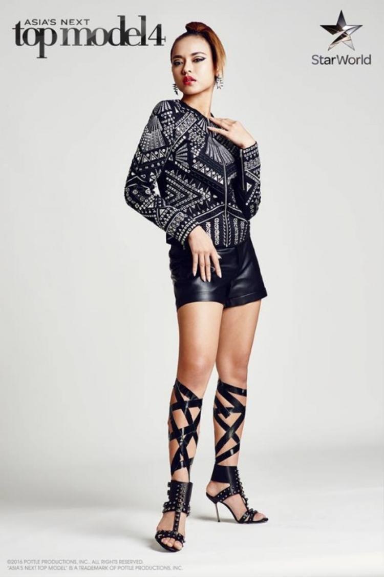 Trước Asias Next Top Model, Quỳnh Mai là ai?